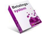 Betalingssystem pakke