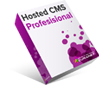 Hosted CMS pro